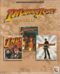 Indiana Jones Adventure Kit Windows Front Cover
