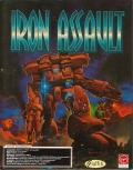 Iron Assault DOS Front Cover