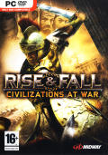 Rise & Fall: Civilizations at War Windows Other Keep Case - Front