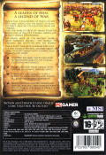 Rise & Fall: Civilizations at War Windows Other Keep Case - Back