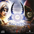 Sacred 2: Fallen Angel (Collector's Edition) Windows Other Soundtrack - Sleeve - Front