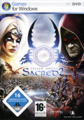 Sacred 2: Fallen Angel (Collector's Edition) Windows Other Keep Case - Front