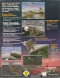 JetFighter III Enhanced Campaign CD DOS Back Cover