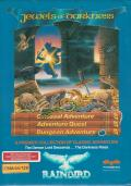 Jewels of Darkness Commodore 64 Front Cover
