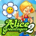 Alice Greenfingers 2 Macintosh Front Cover