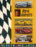 Mario Andretti's Racing Challenge DOS Front Cover