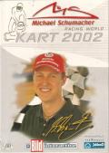Michael Schumacher Racing World Kart 2002 Windows Front Cover