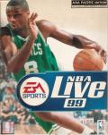 NBA Live 99 Windows Front Cover