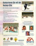 NHL 98 Windows Back Cover