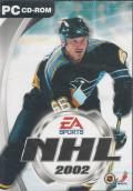 NHL 2002 Windows Front Cover