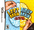 Left Brain, Right Brain Nintendo DS Front Cover