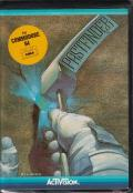 Pastfinder Commodore 64 Front Cover
