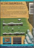 Pastfinder Commodore 64 Back Cover