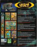Pinball World DOS Back Cover