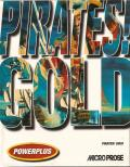 Pirates! Gold DOS Front Cover