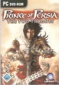 Prince of Persia: The Two Thrones Windows Front Cover