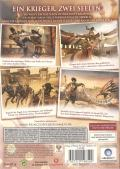 Prince of Persia: The Two Thrones Windows Back Cover