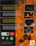 Pyrotechnica DOS Back Cover