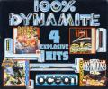 100% Dynamite Commodore 64 Front Cover