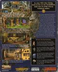 Quest for Glory V: Dragon Fire Macintosh Back Cover