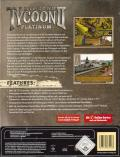 Railroad Tycoon II (Platinum) Windows Back Cover