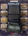Network Q RAC Rally DOS Back Cover