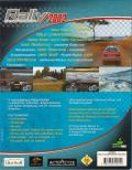 Rally Championship Xtreme Windows Back Cover