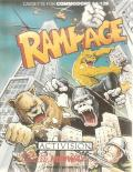 Rampage Commodore 64 Front Cover