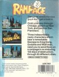 Rampage Commodore 64 Back Cover