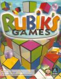 Rubik's Games Windows Front Cover