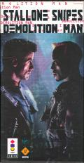 Demolition Man 3DO Front Cover