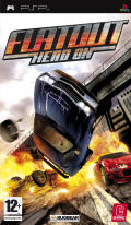 FlatOut: Head On PSP Front Cover