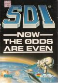 SDI: Strategic Defense Initiative Commodore 64 Front Cover