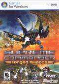 Supreme Commander: Forged Alliance Windows Other Keep Case - Front