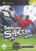 Sensible Soccer 2006 Xbox Front Cover