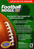 Football Mogul 2003 Windows Back Cover