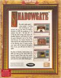 Shadowgate Windows 3.x Back Cover