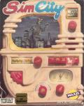 SimCity Commodore 64 Front Cover