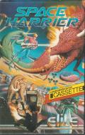 Space Harrier Commodore 64 Front Cover