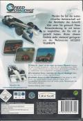 Speed Challenge: Jacques Villeneuve's Racing Vision Windows Back Cover