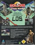 Star Wars: Monopoly Windows Back Cover
