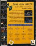 Star Wars: TIE Fighter DOS Back Cover