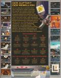 Star Wars: X-Wing (Collector's CD-ROM) DOS Back Cover