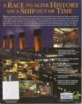 Titanic: Adventure Out of Time Macintosh Back Cover