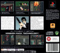 Grand Theft Auto: Mission Pack #1 - London 1969 PlayStation Back Cover