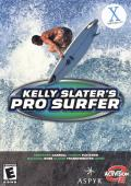 Kelly Slater's Pro Surfer Macintosh Front Cover