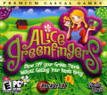 Alice Greenfingers Windows Front Cover