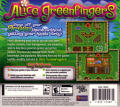 Alice Greenfingers Windows Back Cover