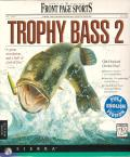 Front Page Sports: Trophy Bass 2 Windows Front Cover