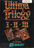 Ultima Trilogy: I ♦ II ♦ III Commodore 64 Front Cover